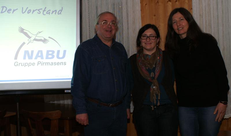 Vorstand der NABU Gruppe im Jahr 2013