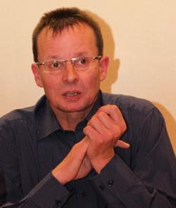 Jürgen Beuerle, der bisherige Kassierer
