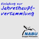 Artikelbild - NABU Jahreshauptversammlung Einladung