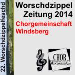 Artikelbild - WZF Zeitung 2014 Chor