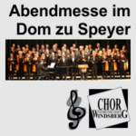 Artikelbild - Chor Abendmesse im Dom zu Speyer