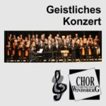 Artikelbild - Chor geistliches Konzert